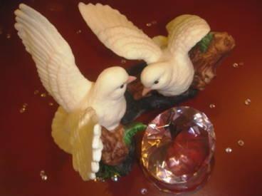 Vrede duiven