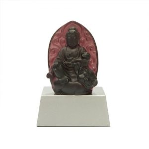 Bodhisattva Manjushuri voor de Konijn