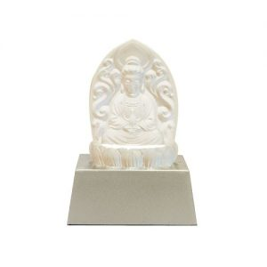 Bodhisattva Akasagarbha voor de Os en Tijger