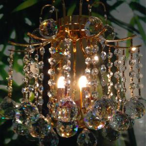 SP - Kristallen Lamp