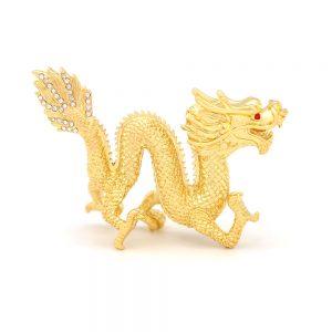 draken figurine voor op tafel