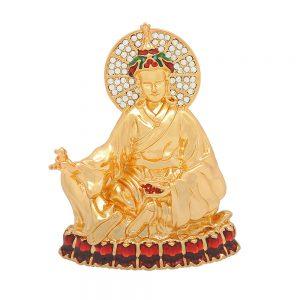 Guru Rinpoche pendant and necklace