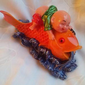 Kind op Vis