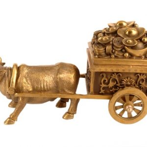 Ox carting in great wealth