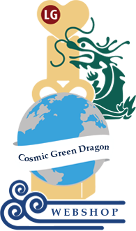 Cosmic Green Dragon logo