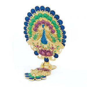 Peacock mirror - pauwen spiegel