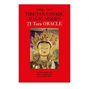 Tibetan Cosmic Magic 21 tara oracle