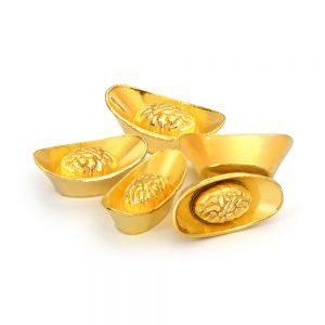 mini gold ingots