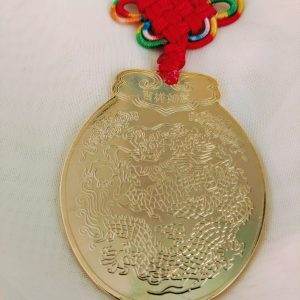 Amulet Dragon Coin