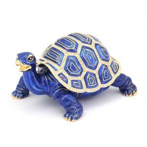 Bejeweld Lucky Tortoise